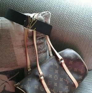 Authentic LV ladies belt..